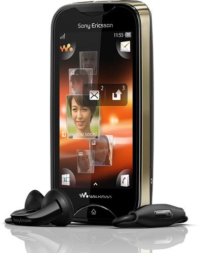 Sony Ericsson Mix Walkman - muzyczny smartfon z dotykowym ekranem