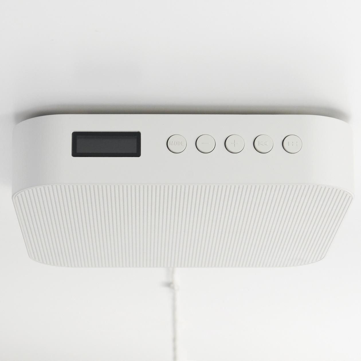 Muji MJBTS-1 - bezprzewodowy, �cienny g�o�nik z Bluetooth