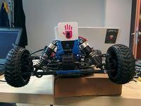 10 projektów na nudne lato: DroniXcar - samochód RC z modułem UDOO (7)