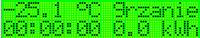 Atmega8/ Bascom - Multipleksowanie LED + termometr