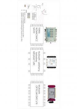 DVB-T brak sygnału w instalacji multiswitch
