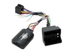 Radio Alpine CDE-W296B - jak podłączyć radio z adapterem sterowania z kierownicy