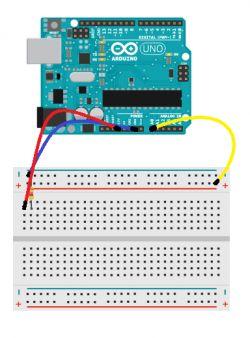 Liczenie diod Led - Arduino