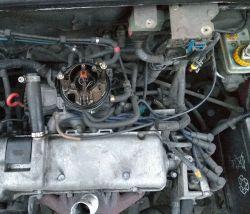 Fiat Punto 55 1.1 - Wysokie spalanie, nierówna praca, mniejsza dynamika, błąd s