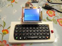 Miniaturowy komputer oparty o ATMega1284