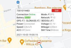 GPS-Tracker für Roller aus Lidl