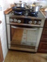 kuchenka gazowo elektr.Amica-termostat