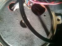 EcoTec 2700W - Pompa zatapialna EcoTec, wymiana łożysk i olej.