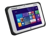 """Panasonic ToughPad FZ-M1 - 7"""" tablet spe�niaj�cy wymogi normy MIL-STD-810G"""