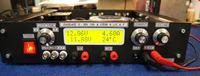 Zasilacz serwisowy 0-30V 0-10A z miernikiem L/C & C/ESR & F
