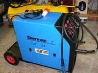 Migomat SHERMAN MTM 251 - Opinie użytkowników (zdjęcia elektroniki)