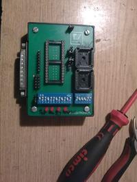Willem adapter SPI - Pamięć 95160