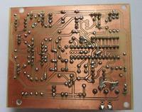 Moduł MIDI CV analogowego syntezatora muzycznego