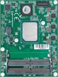 Portwell PCOM-B701 - moduł COM Express typu 7 Basic z 16 rdzeniowym Atom