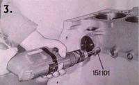 Deutz Fahr f4l 912 przedmuch z odmy