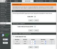 DSL-2640B - Udostępnianie internetu z PC poprzez LAN w ruterze Adsl