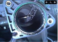 Mercedes Sprinter 2.1 cdi 2008r.Po kilkuminutowym postoju w korku kopci.