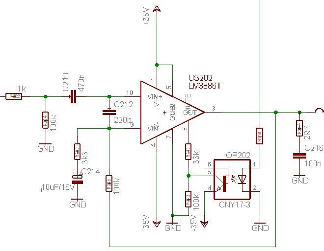 Obliczanie rezystorów przy transoptorze CNY17-3...