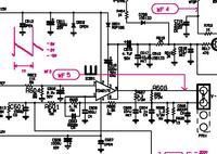 LG Flatron 795FT - Zanikanie obrazu od dołu i skaczące paski