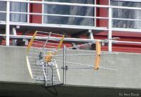 Kłopoty z siatkową anteną szerokopasmową