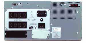 UPS APC Smart UPS 2200, wszystkie lampki mrugaja po wymianie baterii?
