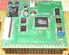 Kontroler kolorowego LCD z panelem dotykowym