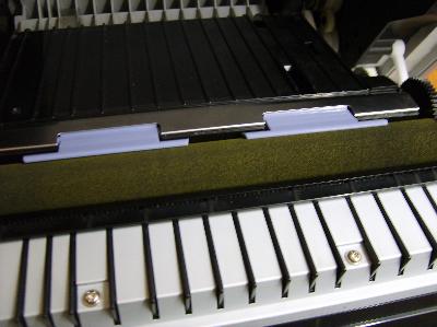 Samsung SCX-510 blady mało widoczny wydruk