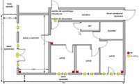 Mieszkanie w bloku, ostatnie pi�tro, taras, ochrona