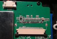 Lark Freebird 43.1 Uszkodzone z��cze LCD