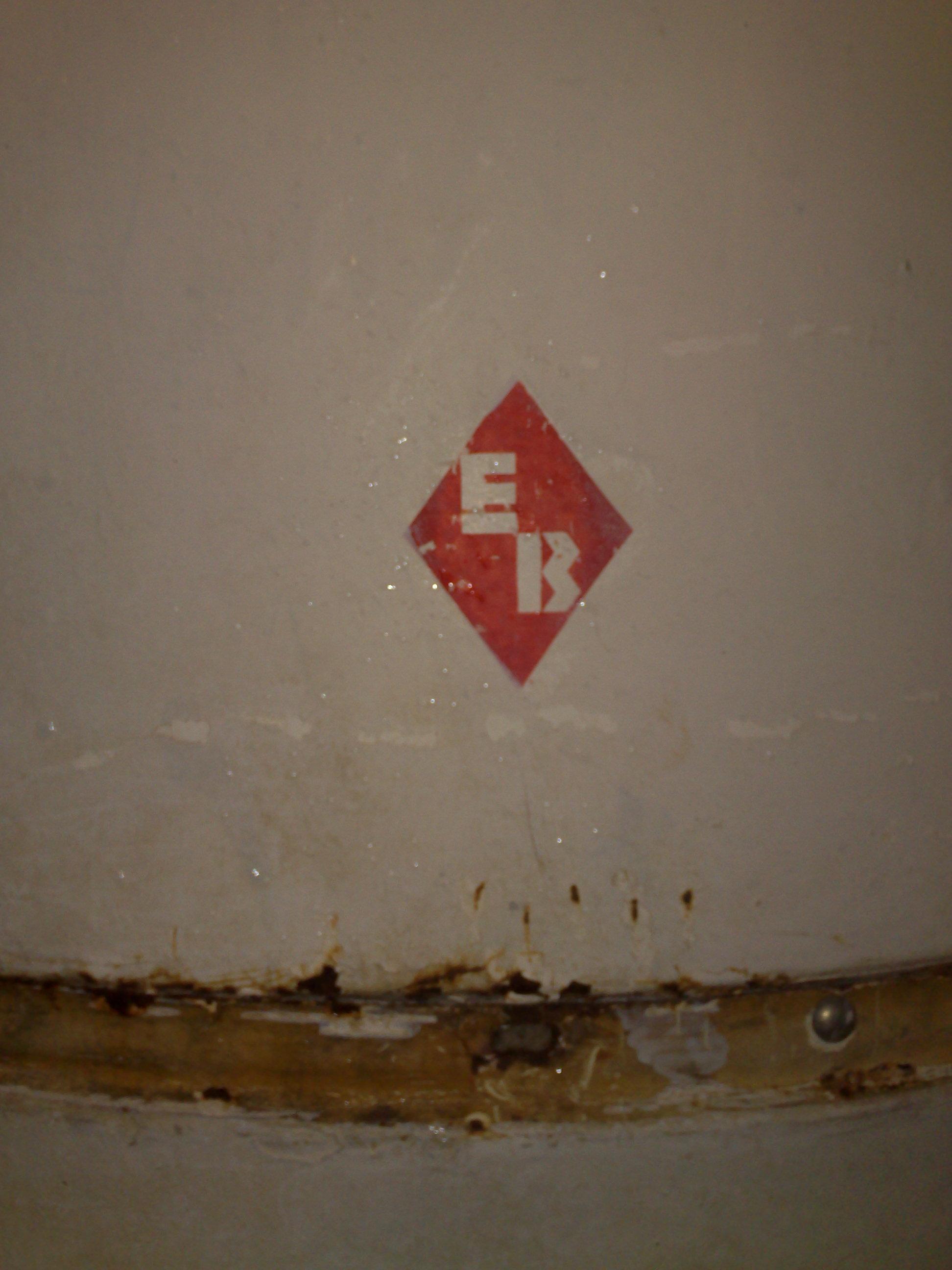 Bojler, EB, nie grzeje wody.