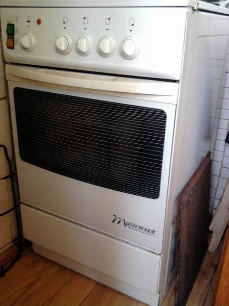 Wrozamet 2 -> Kuchnia Gazowo Elektryczna Mastercook Wrozamet