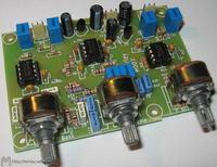 Przedwzmacniacz Stereofoniczny z regulacją tonów na NE5532