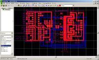 Prośba o przerobienie pliku PCB eagle