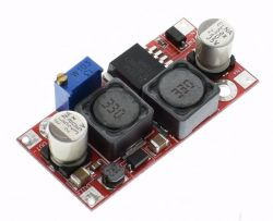 WARNING! Cheap step up / down converter - surprise ... XL6009