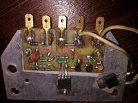 regulator napięcia 6v Trabant - jak przerobic regulator 6V 40W na 220W