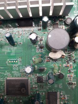 Identyfikacja - Kolumna Philips NX4 Tranzystor SMD N7B2 Typ SOT-23
