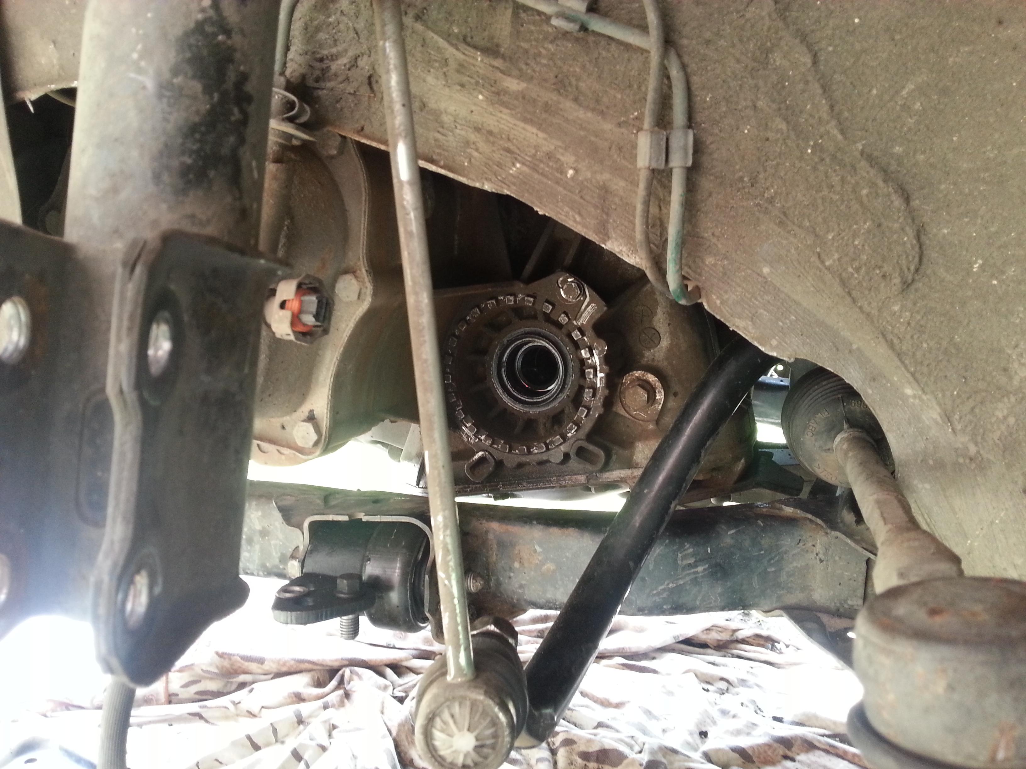 Opel Combo C 1.7 DTI  - Skrzynia bieg�w, �o�ysko, uk�ad r�znicowy,