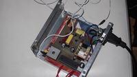 Stroboskop na ATmega16 z regulowanymi parametrami błysków wyposażonym w XOP-15