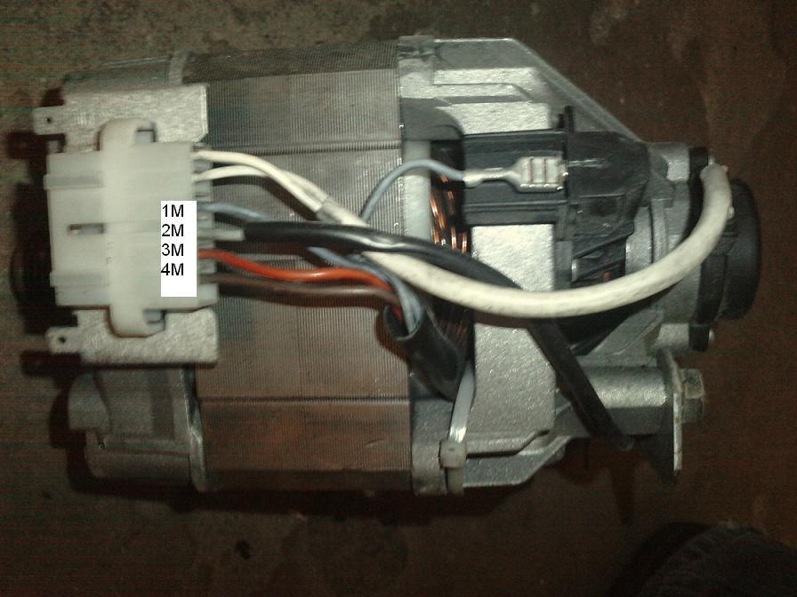 Pod��czenie sterownika radiowego bram 230V do silnika elektrycznego