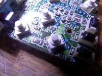 SONY CDX-GT35U - brak reakcji przycisków, działa tylko animacja