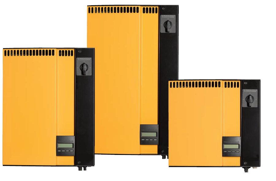 [Sprzedam] Falowniki PV Danfoss 3 MPPT 2500brutto, MODU�Y micromorph od 1,7pln/W