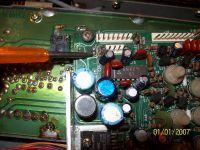 Alan 100 Plus - wyświetlacz nie świeci, diody nie reagują