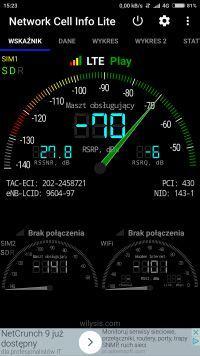 Stacjonarny router LTE PLAY
