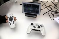 """Unu - tani tablet z 7"""" ekranem i bezprzewodowym kontrolerem do gier"""