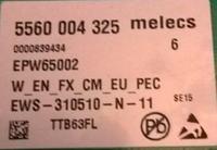 Siemens WM10A163PL - Wymiana modułu