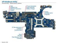 Laptop HP Elitebook 8440P - nie włącza się po formatowaniu