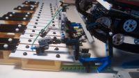 Pozytywka/music box z lego - jakiego metalu użyć do grania dźwięków?