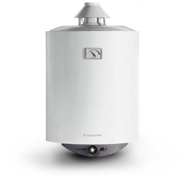 Ariston SGA bojler gazowy - Nie odpala palnik - wska�nik temp. stoi na ok. 60�