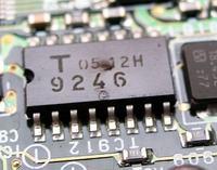 Clarion model HX-D2 - Brak dźwięku (rozsadzony układ scalony).