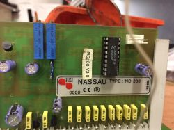 Nassau ND200 schemat i programowanie?